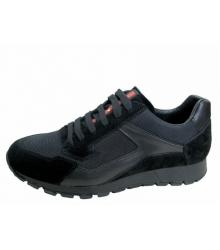 Кроссовки Prada (Прада) New Black