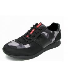 Мужские кроссовки Prada (Прада) New Camouflage