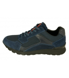 Кроссовки мужские Prada (Прада) Sport New Blue