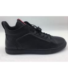 Кроссовки мужские Prada (Прада) Sport New High Black