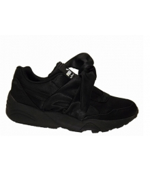 Кроссовки Rihanna X Puma (Пума) Fenty Bow Trinomic Black