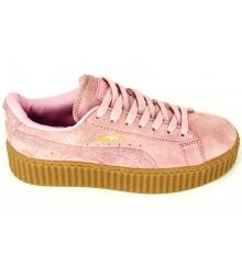 Кроссовки женские Puma (Пума) Light Pink
