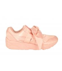 Кроссовки женские Puma (Пума) Rihanna X Fenty Bow Light Pink