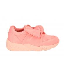 Кроссовки женские Puma (Пума) Rihanna X Fenty Bow Pink