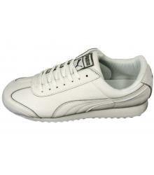Кроссовки мужские Puma (Пума) Roma Full White