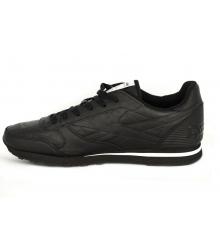 Кроссовки большого размера Reebok Classic (Рибок Классик) Black