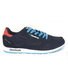 Кроссовки Reebok Classic Blue/White/Red