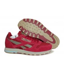 Кроссовки Reebok Classic Crimson Color