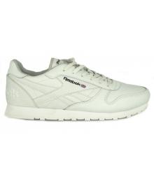 Кроссовки большого размера Reebok Classic (Рибок Классик) White