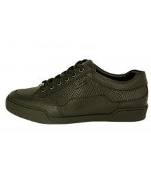 Кроссовки мужские Richmond (Ричмонд) брендовые кожаные Black