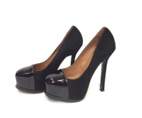 Туфли Yves Saint Laurent (Ив Сен Лоран) Black