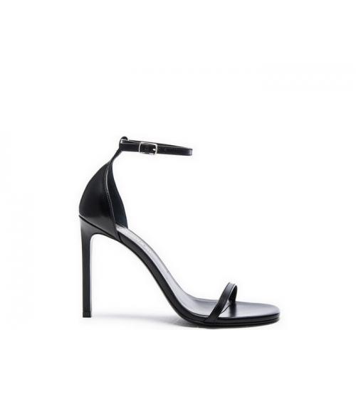Женские босоножки Yves Saint Laurent (Ив Сен Лоран) Black