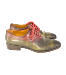 Мужские туфли Santoni (Сантони) Brown
