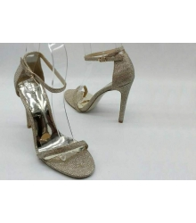 Босоножки женские Stuart Weitzman (Стюарт Вайтцман) Gold