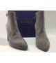 Ботильоны женские Stuart Weitzman (Стюарт Вайцман) Lofty замшевые Grey