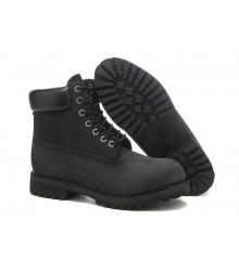 Осенние ботинки Timberland (Тимберленды) Classic Black