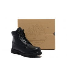 Зимние ботинки Timberland Classic Black Leather