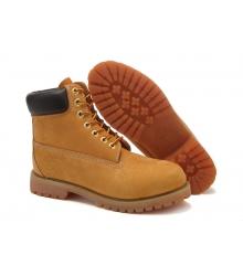 Ботинки осенние Timberland (Тимберленды) Classic Yellow