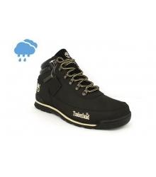 Осенние ботинки Timberland (Тимберленды) NM Field Boot Black