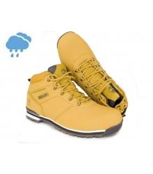 Осенние ботинки Timberland (Тимберленды) NM Field Boot Brown