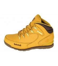 Ботинки осенние Timberland (Тимберленды) NM Field Boot Light Brown