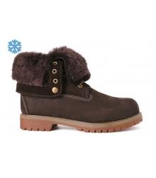 Зимние ботинки Timberland Teddy Albina Rust Cherry