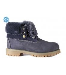 Зимние ботинки Timberland Teddy Albina Rust Navy