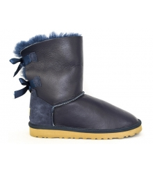 Ugg Australia (Угг Австралия) Bailey Bow Metal Navy