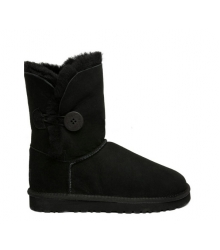 Ugg Australia (Угги Австралия) Bailey Button Black