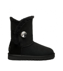 Ugg Australia (Угги Австралия) Bailey Button Bling Black