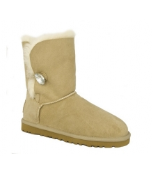 Ugg Australia (Угги Австралия) Bailey Button Bling Brown