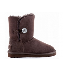 Ugg Australia (Угги Австралия) Bailey Button Bling Choko