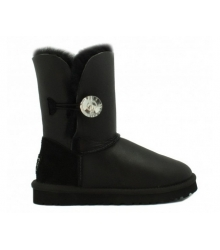 Ugg Australia (Угги Австралия) Bailey Button Bling Metal Black