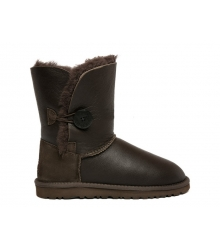 Ugg Australia (Угги Австралия) Bailey Button Chocolate