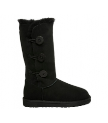 Ugg Australia (Угги Австралия) Bailey Button Triplet Black