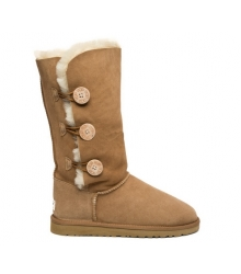 Ugg Australia (Угги Австралия) Bailey Button Triplet Chestnut