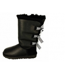 Ugg Australia (Угги Австралия) Bailey Satin Bow Black