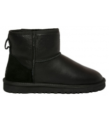 Ugg Australia (Угги Австралия) Classic Mini Metallic Black