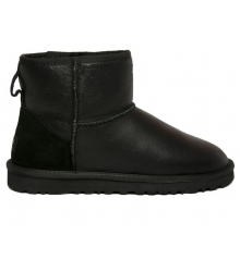 Ugg Australia (Угг Австралия) Classic Mini Metallic Black
