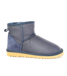 Ugg Australia (Угги Австралия) Classic Mini Metallic Navy