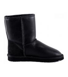 Ugg Australia (Угги Австралия) Classic Short Metallic Black