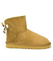 Ugg Australia (Угги Австралия) Mini Bailey Bow Chestnut