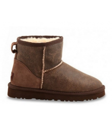 Ugg Australia (Угг Австралия) Mini Classic Metallic Brown