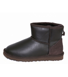 Ugg Australia (Угг Австралия) Mini Classic Metallic Dark Brown