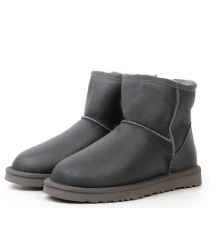 Ugg Australia (Угг Австралия) Mini Classic Metallic Old Grey