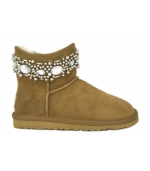 Ugg Australia (Угги Австралия) Mini Crystal Brown