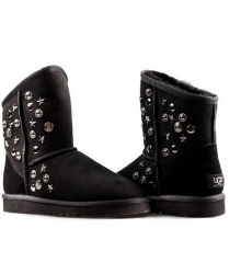 Ugg женские Australia (Угг Австралия) Jimmy Choo Starlit Black