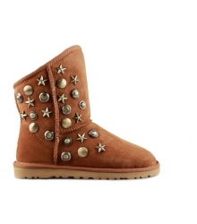 Ugg женские Australia (Угг Австралия) Jimmy Choo Starlit Brown