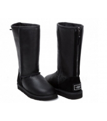 Ugg женские Australia (Угг Австралия) Long Black Leather