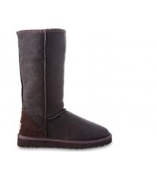 Ugg женские Australia (Угг Австралия) Long Brown Leather